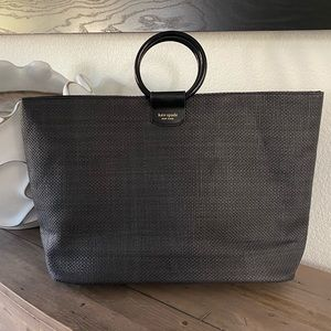 NWOT Kate Spade Woven Tote